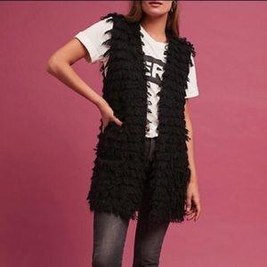🆕 Anthropologie Harlyn Vera textured vest
